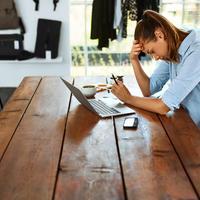 glavobolja, rad, Shutterstock 409306021