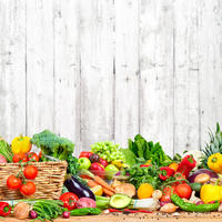voce, povrce, Shutterstock 517566871