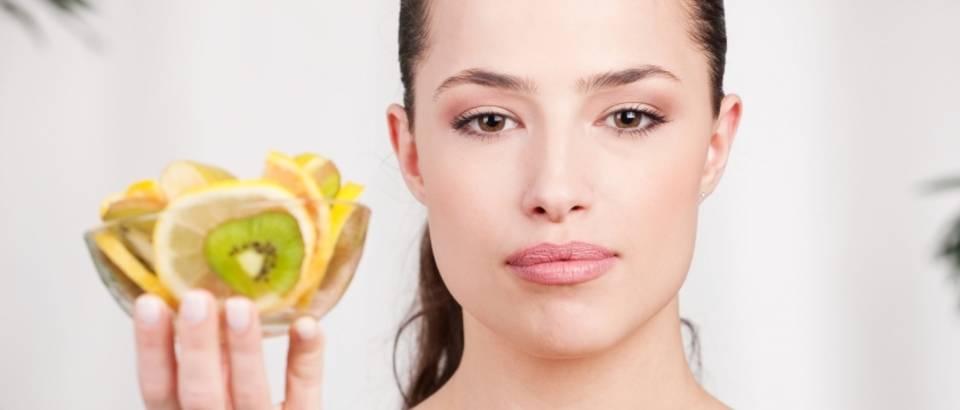 Voce, zdrava hrana, ljepota