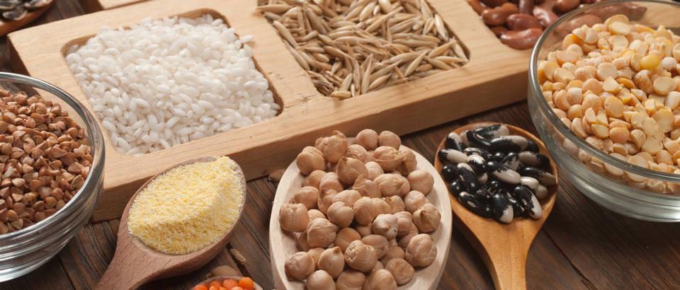 žitarice mahunarke grah slanutak riža shutterstock 241904011