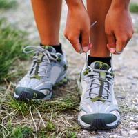 tenisice, trcanje, stopala, vjezbanje