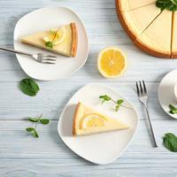 Torta od sira i limuna