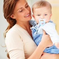 duda, beba, dijete, majka