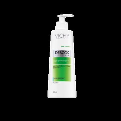 Šampon, prhut, Vichy, Dercos, Anti dandruff
