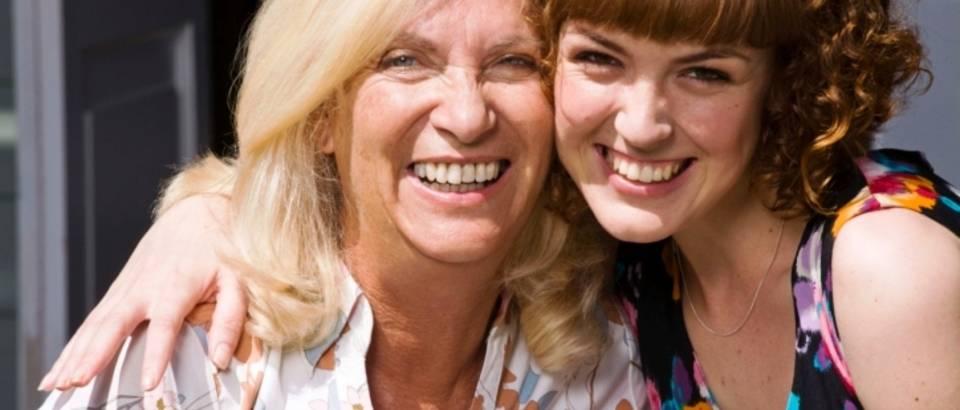 majka i kci, roditelj, svekrva