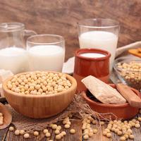 soja, sojino mlijeko, Shutterstock 440826772