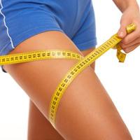 mrsavljenje, dijeta, noga, celulit, traka za mjerenje