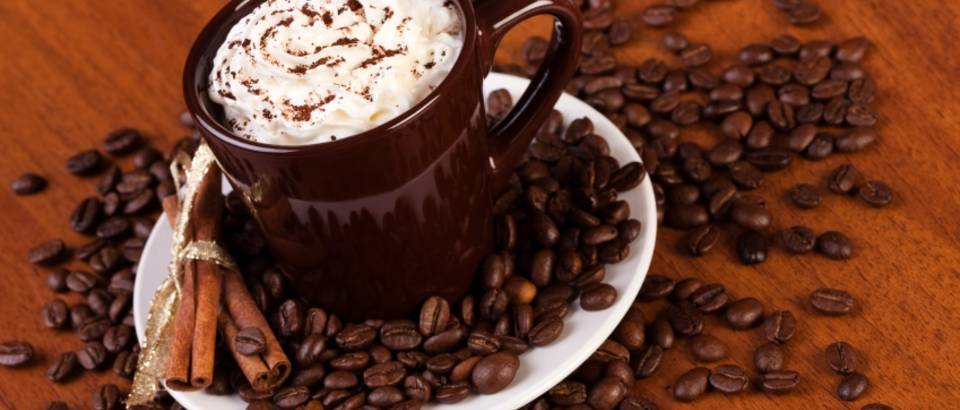 kava, cimet