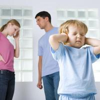 svađa obitelj dijete