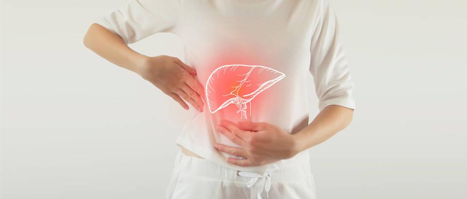 Hepatitis, jetra
