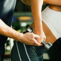 Fitness, vjezbanje, teretana, utezi