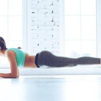 Plank podlaktice