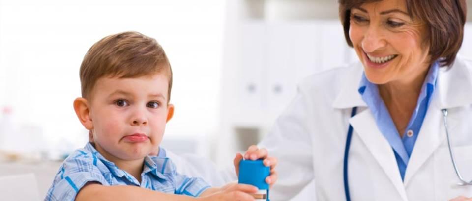 dijete lijecnik pregled