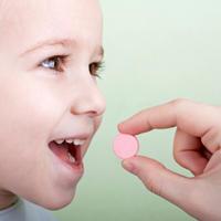 antibiotik, tableta, dijete