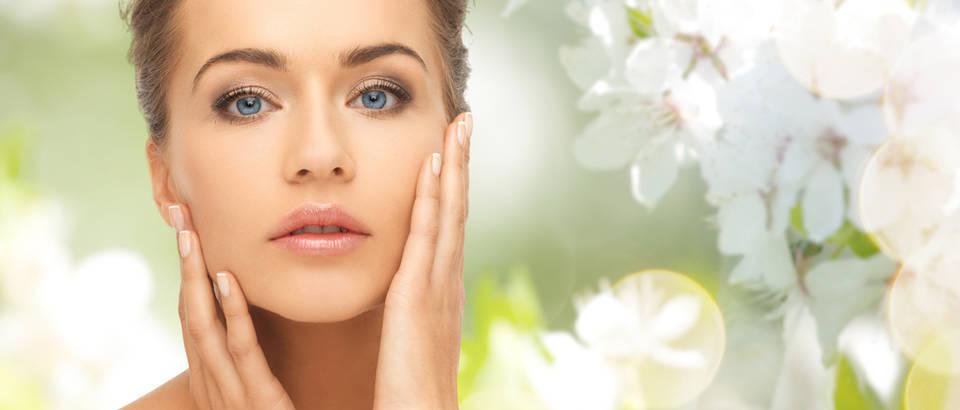 Koža lice njega žena sunce ljeto proljeće shutterstock 265390313