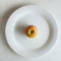 dijeta, jabuka, tanjur