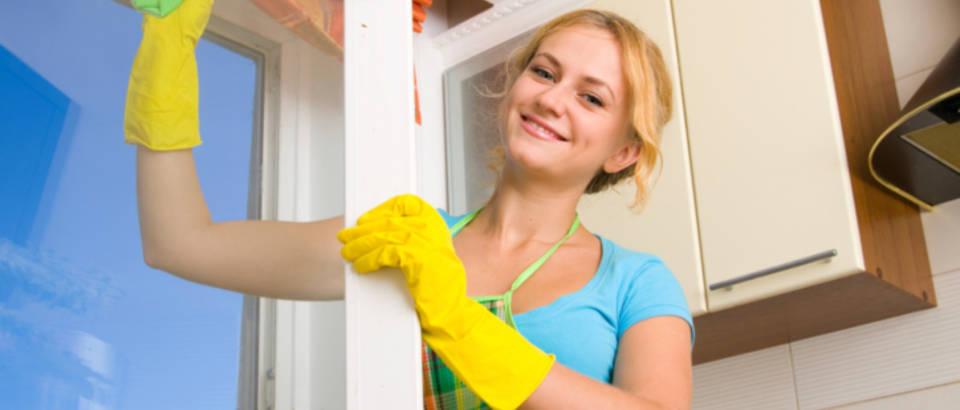 Pranje prozora, kucanski poslovi, ciscenje