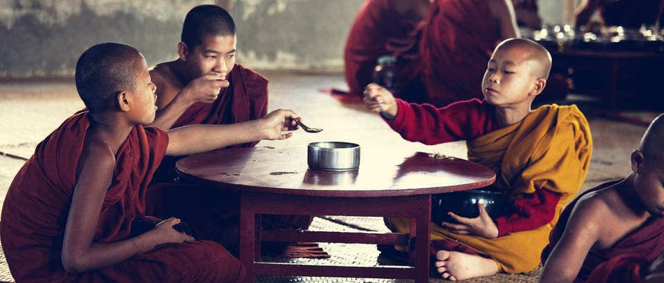 Budha prehrana shutterstock