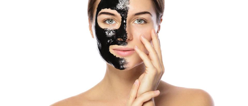 Slikovni rezultat za aktivni ugalji maska za lice