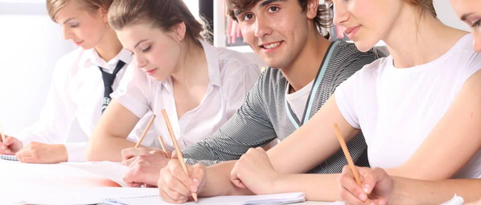 Skola, ucenici, tinejdzeri