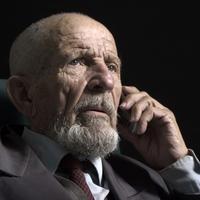 Muskarac, starac, starost