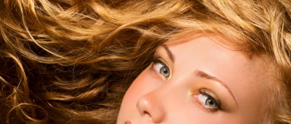 Zena, kosa, ljepota