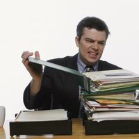 pretrpanost poslom