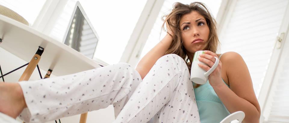 Onaj grozan osjećaj kada se probudite anksiozni... Ovo je sedam ...