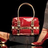cipele, torbica, visoka peta