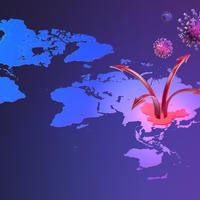korona virus, Shutterstock 1624532491