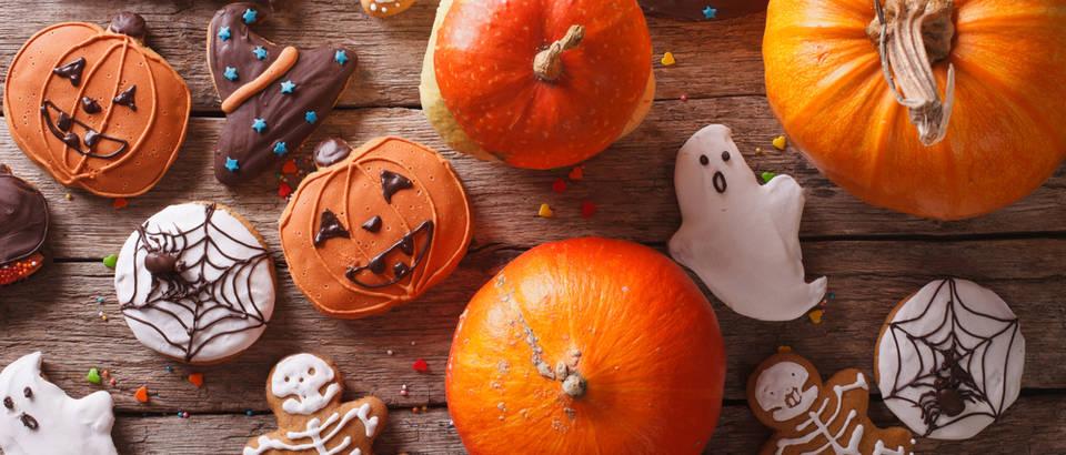 Hrana, kolači, deserti, halloween, npć vještica, Shutterstock 318790658
