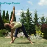 medical yoga pretklon s torzijom
