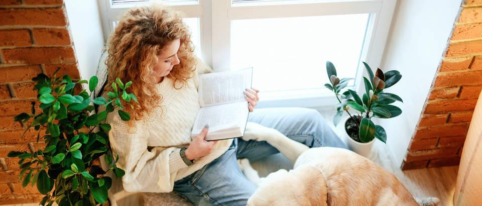 čitanje, knjiga, opuštanje