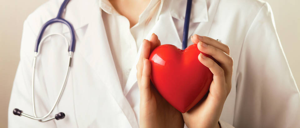 Zdravlje srca shutterstock