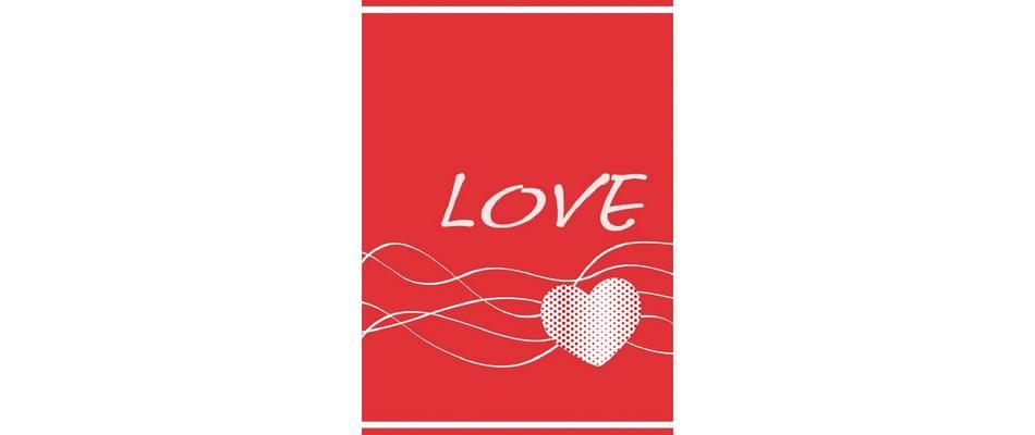 Love 3 dijelni set krpa za posuđe, mpc 59,90, šif. art. 52840016, 1 od 3