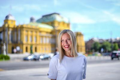 Psihologinja Maja Vučić o zdravlju: Imamo pravila koja sam nametnula od dana rođenja kćeri Gite