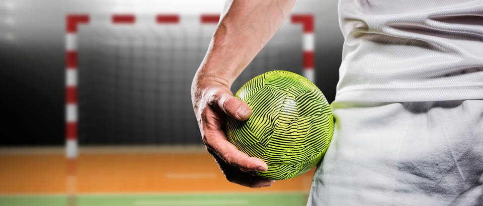 rukometna lopta, Shutterstock 437141215