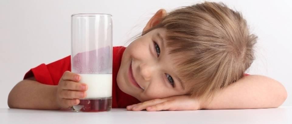 mlijeko, dijete