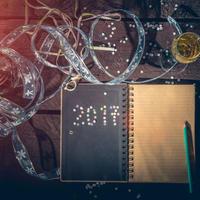 rokovnik, 2017, Shutterstock 537285073