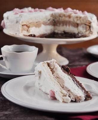 cokoladna beze tortica, ana surac