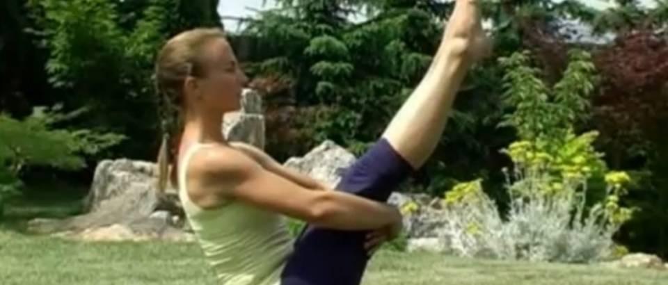 ravnoteza u sjedu, medical yoga