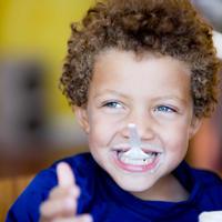 jogurt, dijete