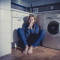 depresija , tuga, Shutterstock 220131133