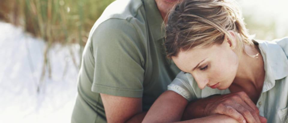 par, tuga, depresija, brak, problemi