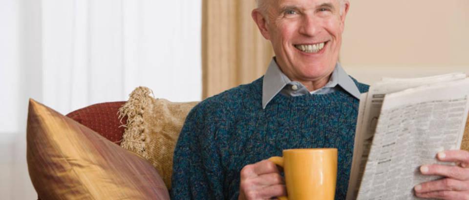 Kava, caj, starost