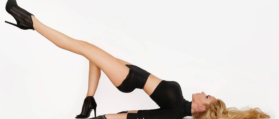 zena, tijelo, misici, Shutterstock 289800842