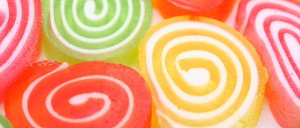 gumeni bomboni, slatkisi
