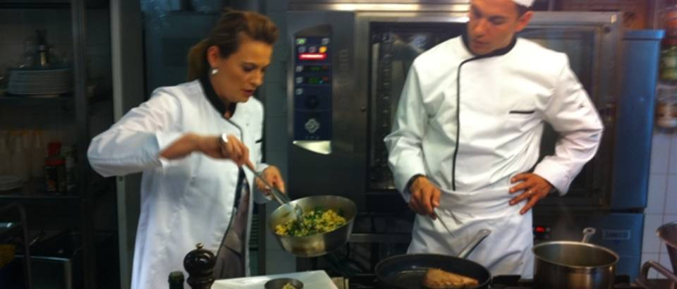 irina culinovic, mario valentic, smart food, bon appetit