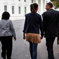 obitelj obama (http://www.huffingtonpost.com)