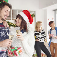 Shutterstock 507083224party božić